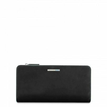 PIQUADRO Blue Square portafogli donna con portamonete, 12 cc