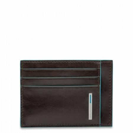 PIQUADRO Blue Square bustina piccola porta documenti 6 cc