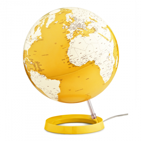 TECNODIDATTICA Atmosphere Light & Colour Globe Mappamondo