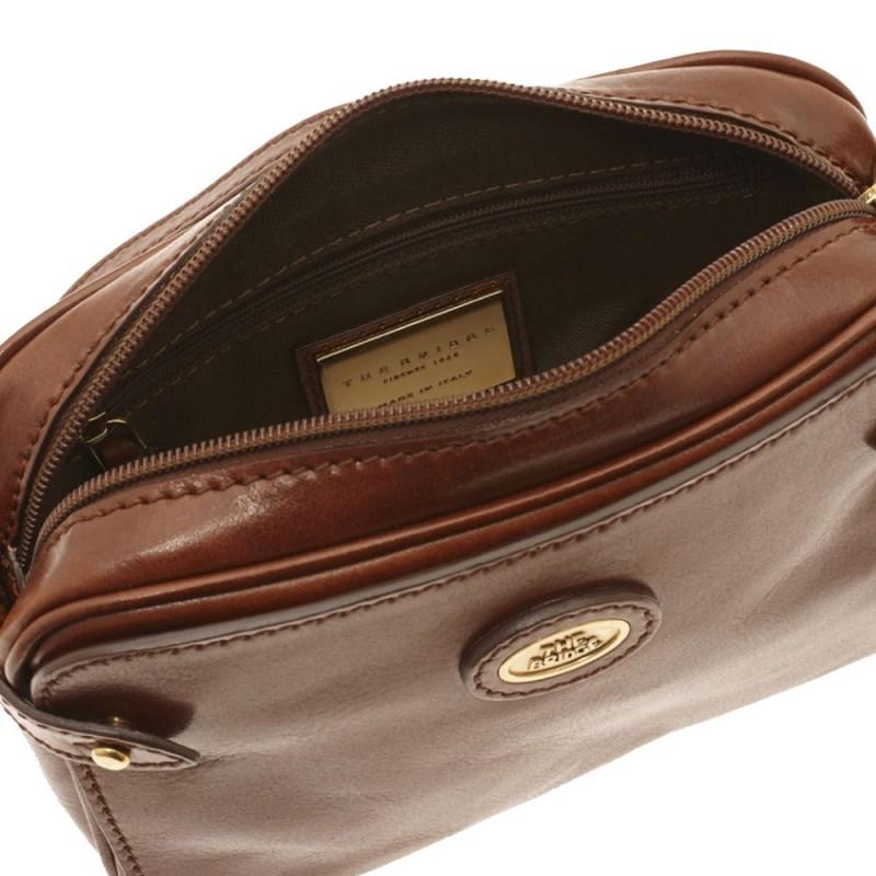 THE BRIDGE Story crossbody bag, borsa donna con tracolla, pelle