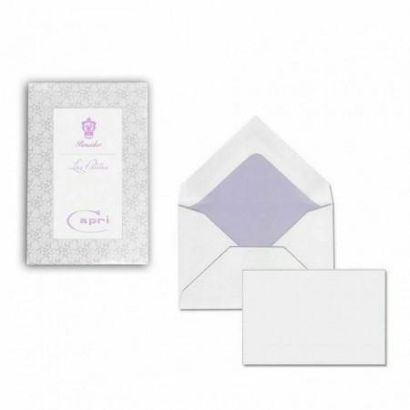 PINEIDER Capri carta con busta lettera, 10 biglietti, formato
