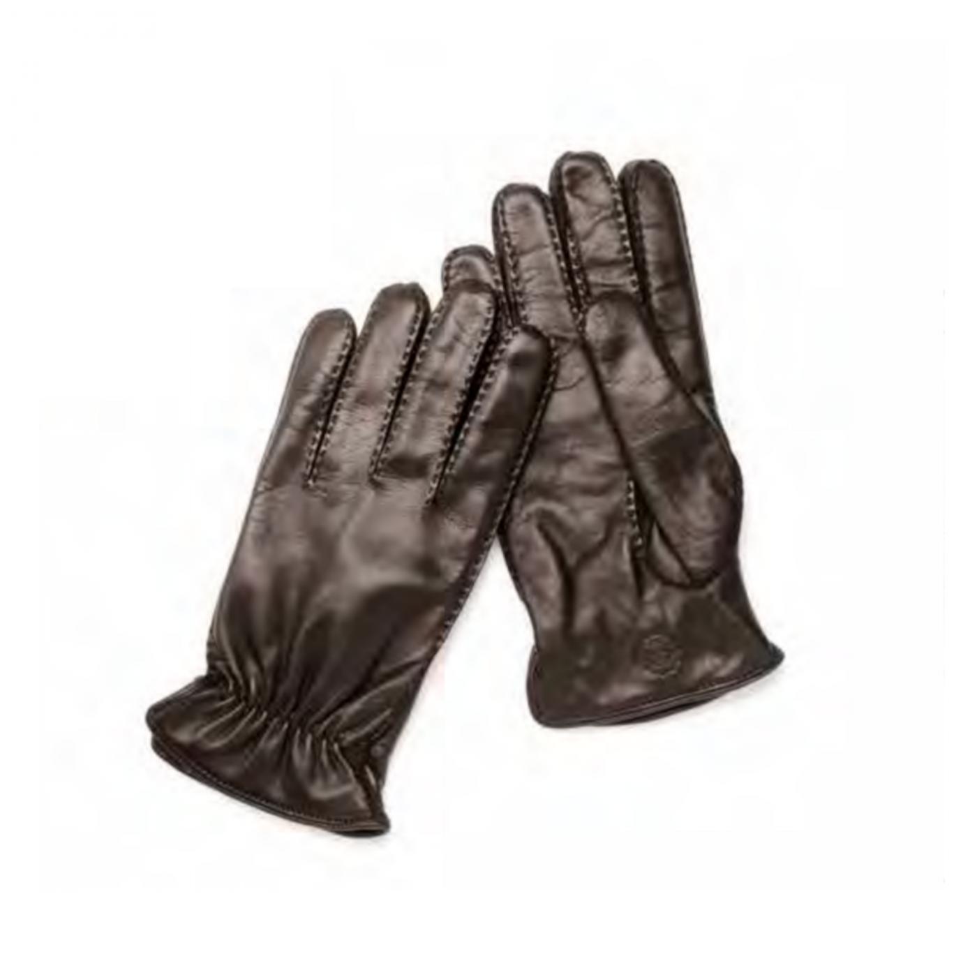 AG Spalding & Bros Glove Guanti in vera pelle fodera in