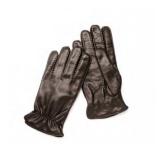 AG SPALDING & BROS Glove Guanti in vera pelle fodera in lana 9