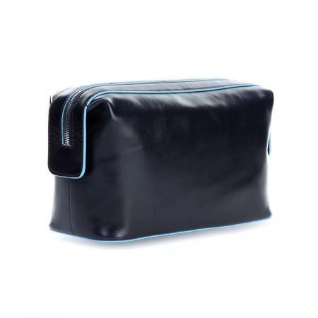 Piquadro Blue Square Necessaire da viaggio beauty pochette