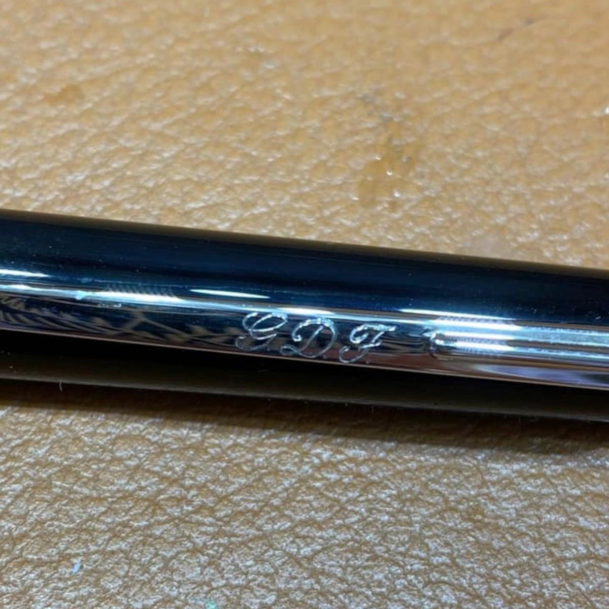 Incisione personalizzazione penna