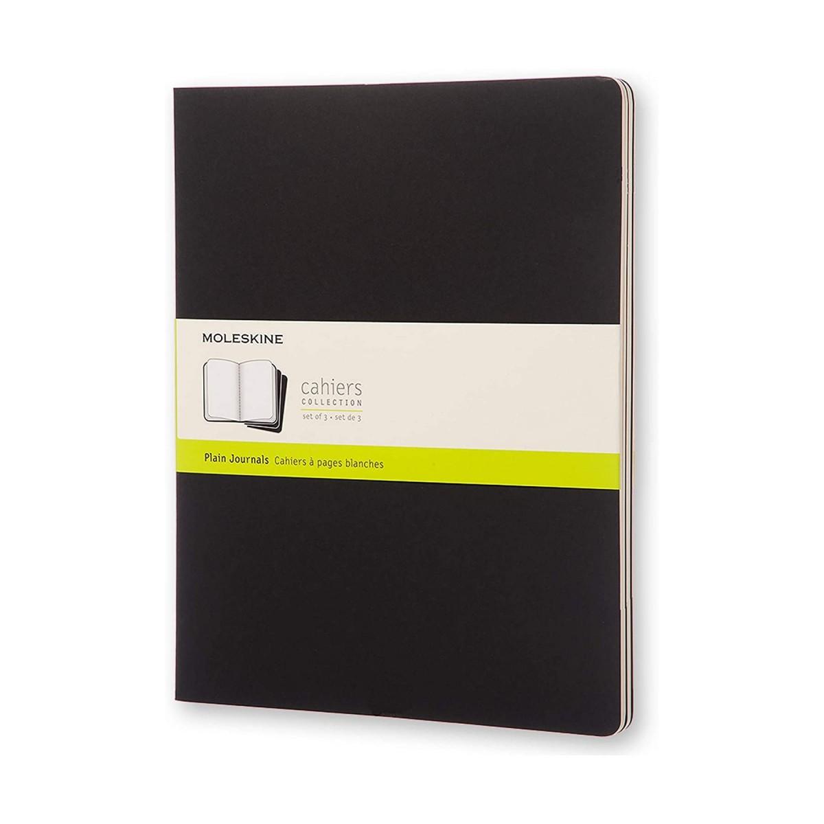 MOLESKINE quaderno Cahier Journal (Set 3), XXL large p
