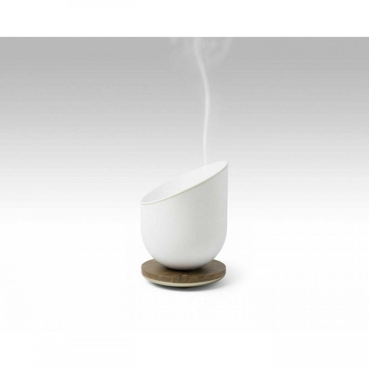 LEXON Miami Scent diffusore aromi profumi ad ultrasuoni, legno