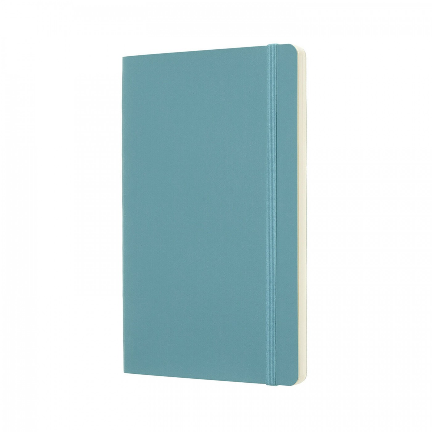 MOLESKINE taccuino Classic, large, copertina morbida azzurro