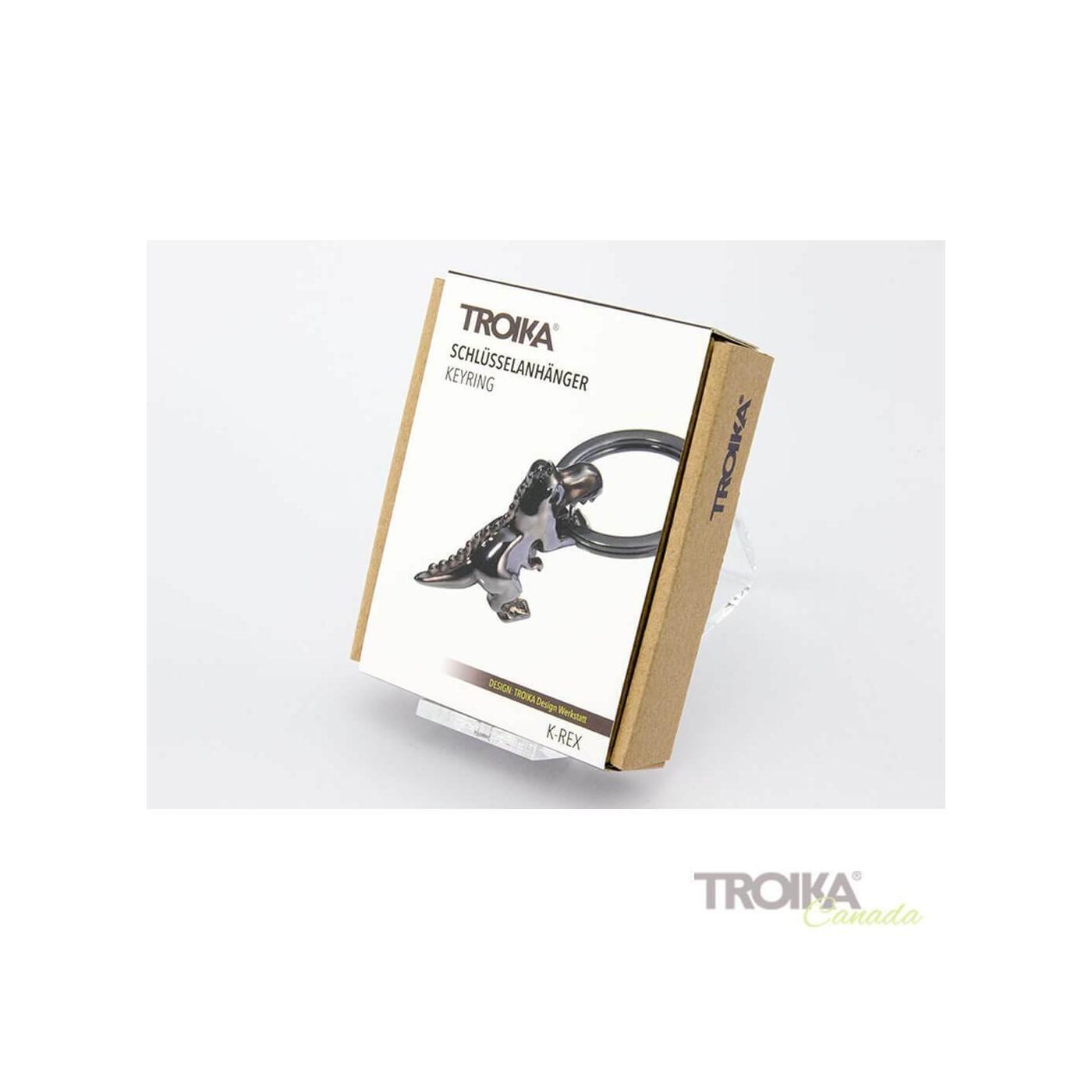 TROIKA K-Rex portachiavi tirannosauro Rex