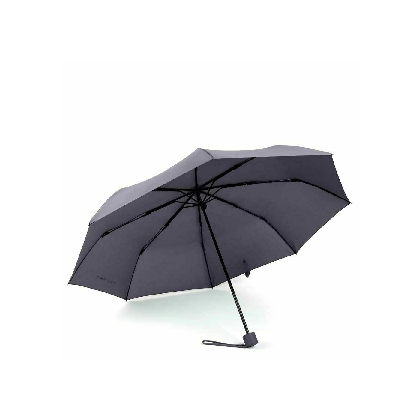 PIQUADRO Stationery ombrello pieghevole automatico grigio