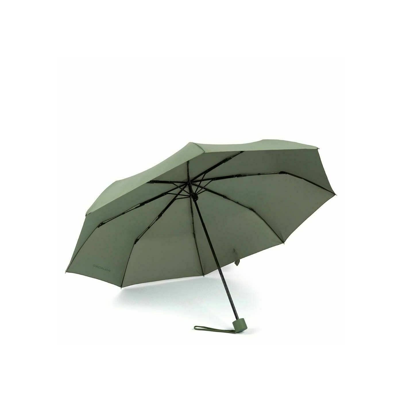 PIQUADRO Stationery ombrello pieghevole automatico verde
