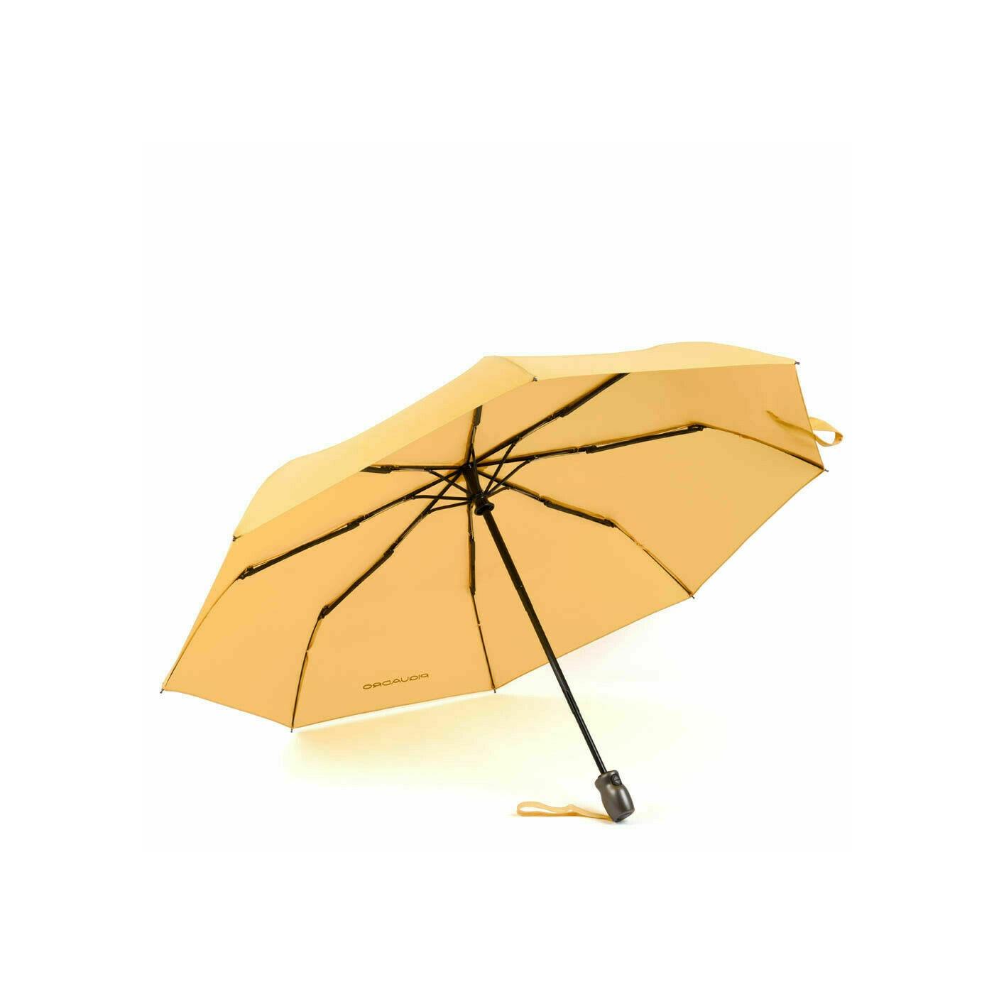 PIQUADRO Stationery ombrello open close automatico giallo