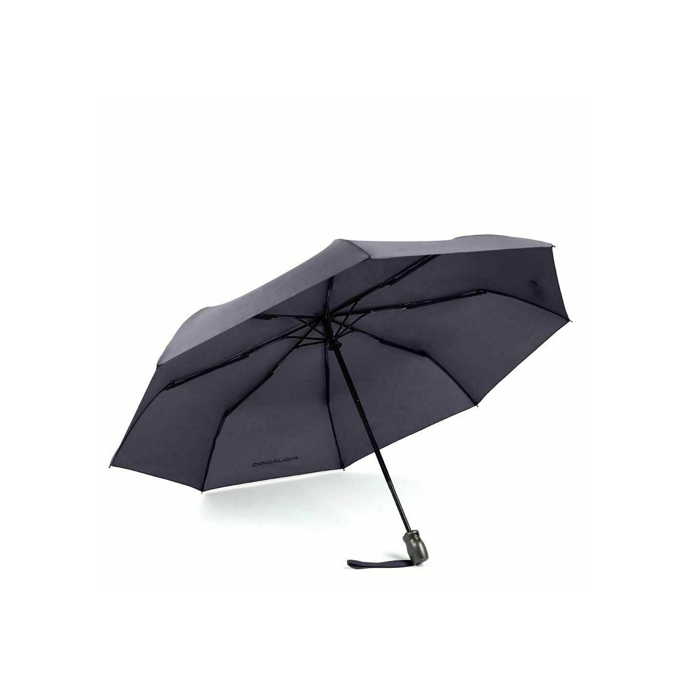 PIQUADRO Stationery ombrello open close automatico grigio