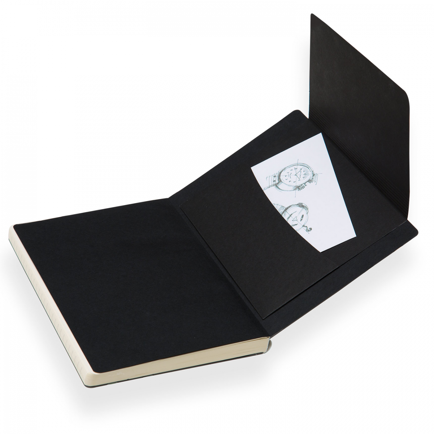 STIFFLEXIBLE taccuino righe, copertina flessibile, 9x14 cm, I