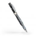 VISCONTI Mirage Horn penna stilografica M, resina nero