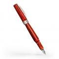 VISCONTI Mirage Coral penna stilografica M, resina rosso