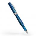 VISCONTI Mirage Aqua penna stilografica M, resina azzurro