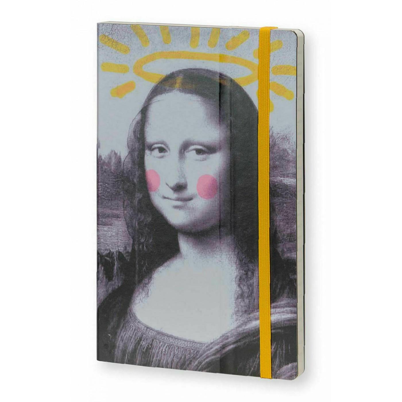 STIFFLEXIBLE taccuino righe, copertina flessibile, 9x14 cm
