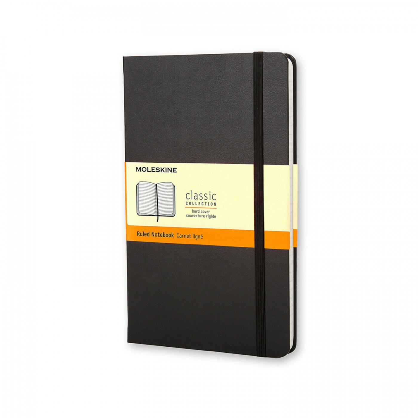 MOLESKINE taccuino Classic, pocket, copertina rigida nero