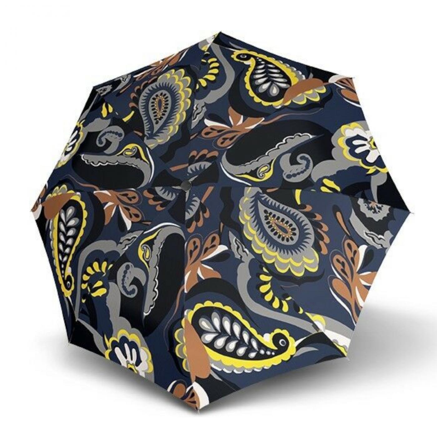 KNIRPS T703 ombrello lungo, manico curvo, antiribaltamento