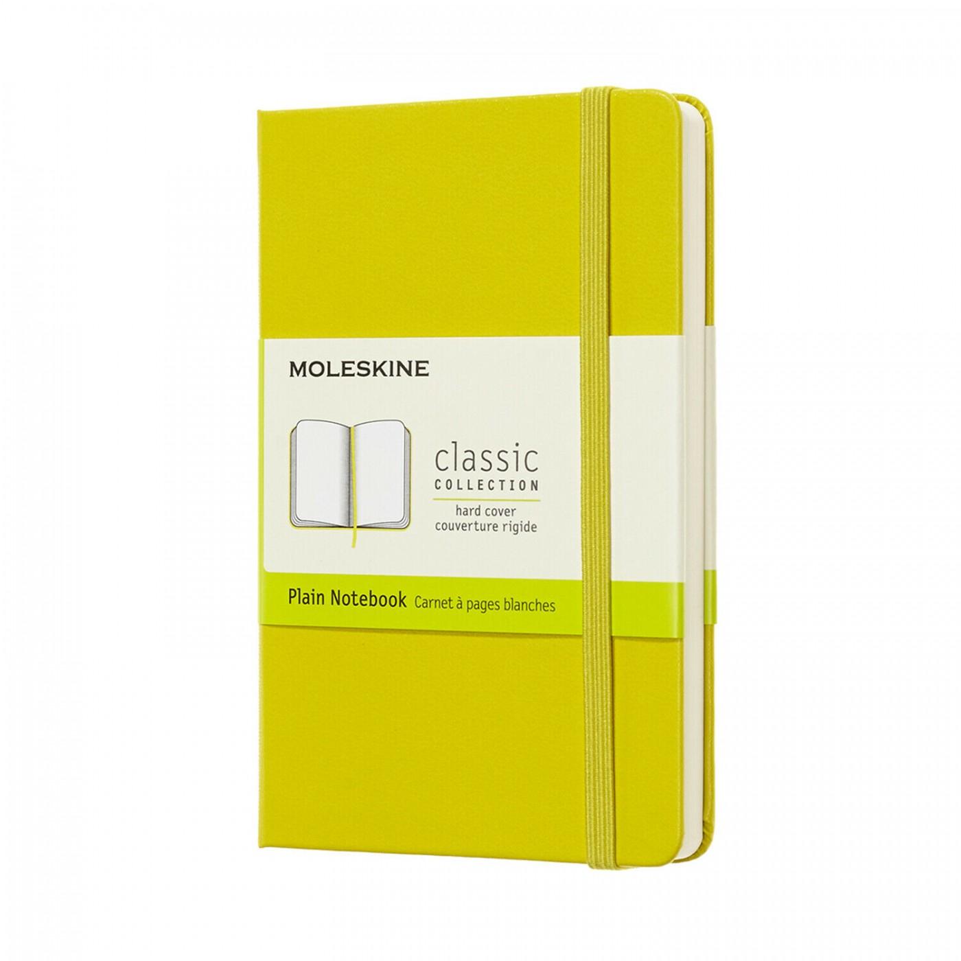 MOLESKINE taccuino Classic, pocket, copertina rigida giallo