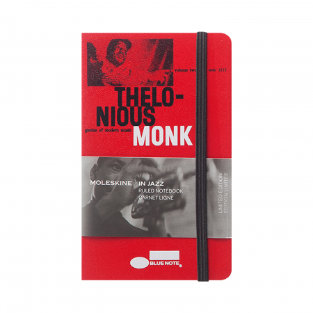 Moleskine taccuino jazz blue note Ed. limitata, pocket 9x14 cm
