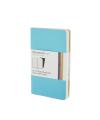 MOLESKINE quaderno Volant pocket, 9x14 cm, copertina celeste