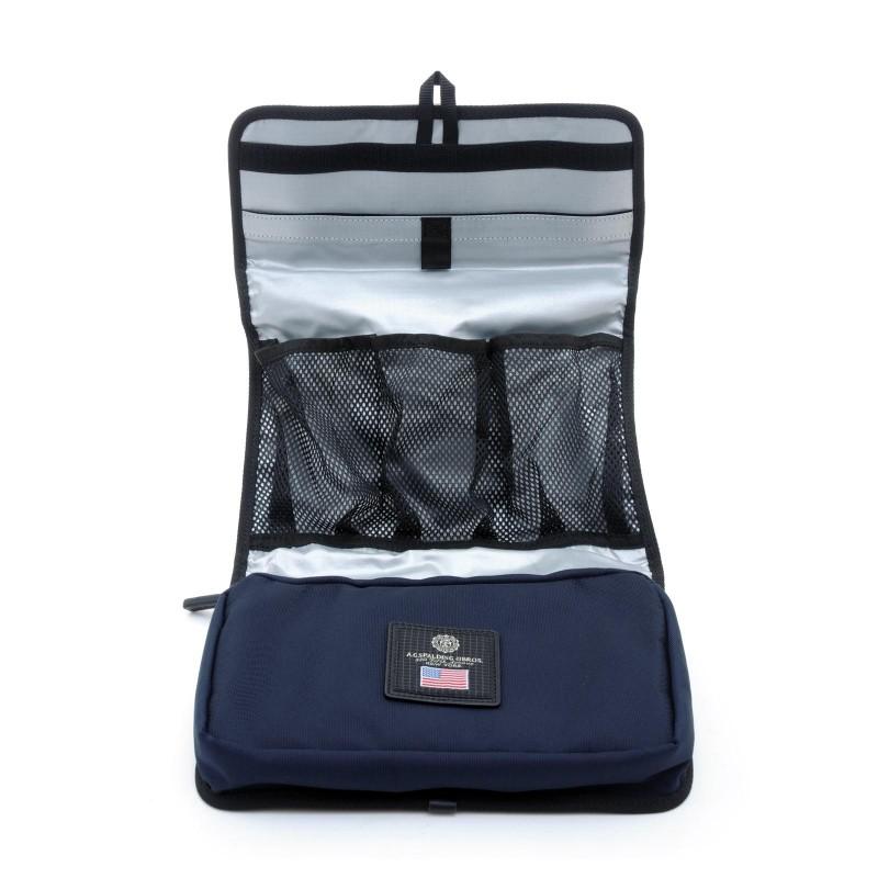 AG Spalding & Bros New Soft Travel Beauty da viaggio pieghevole