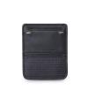 Segno Pininfarina Folio porta biglietti tessere card pelle nero