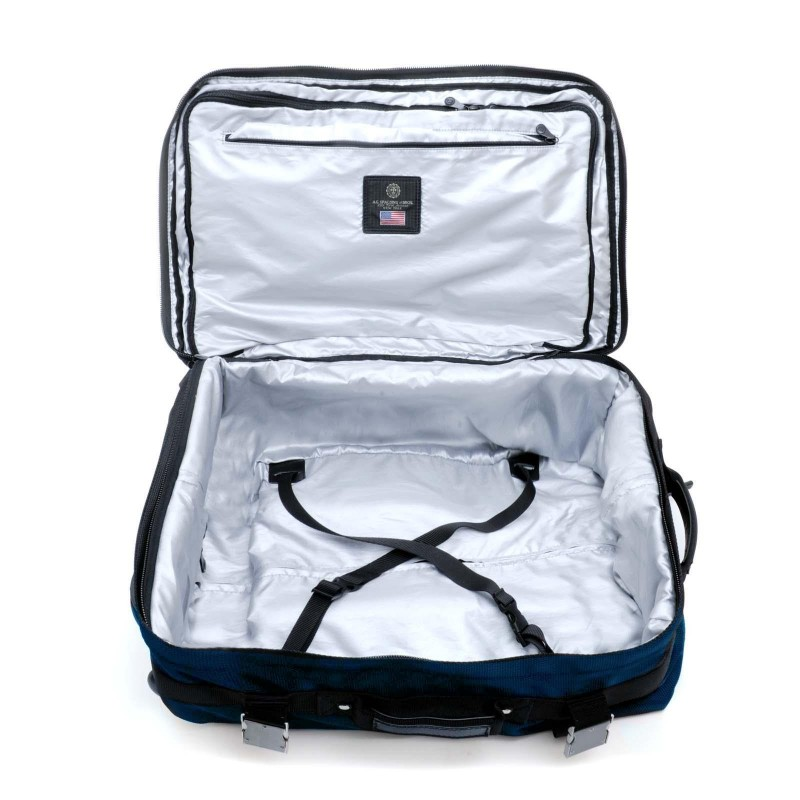 AG Spalding & Bros New Soft Travel Trolley da cabina bagaglio a