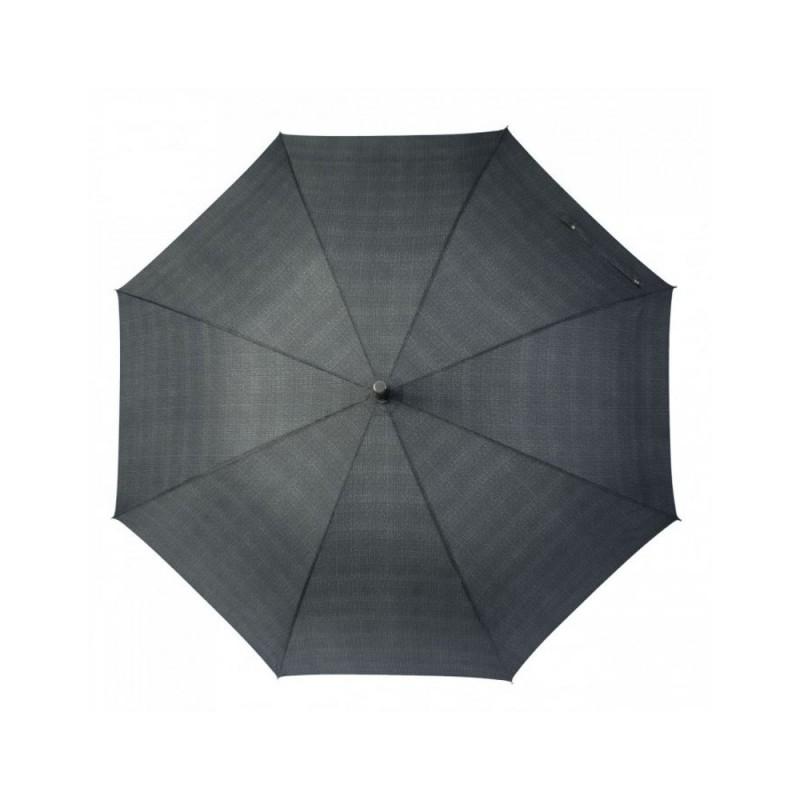 HUGO BOSS Illusion ombrello lungo, automatico, grigio grey